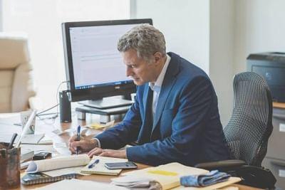 Alan Krueger. (Photo Courtesy: Princeton University)