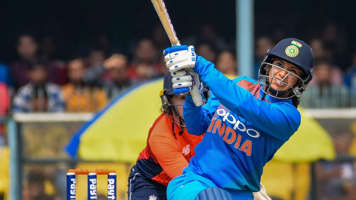 Smriti Mandhana made a forgettable captaincy debut as India suffered their fifth-straight loss in T20 cricket.
