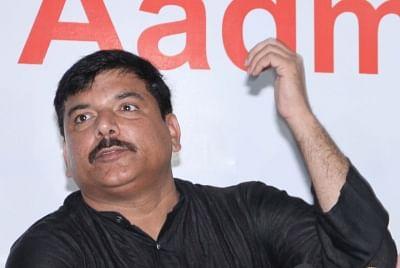 Aam Aadmi Party leader Sanjay Singh. (File Photo: IANS)