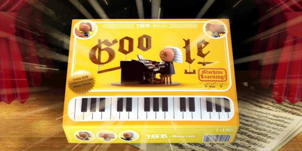 Google Makes 1st AI Doodle, Celebrates Music Maestro Bach's B'day