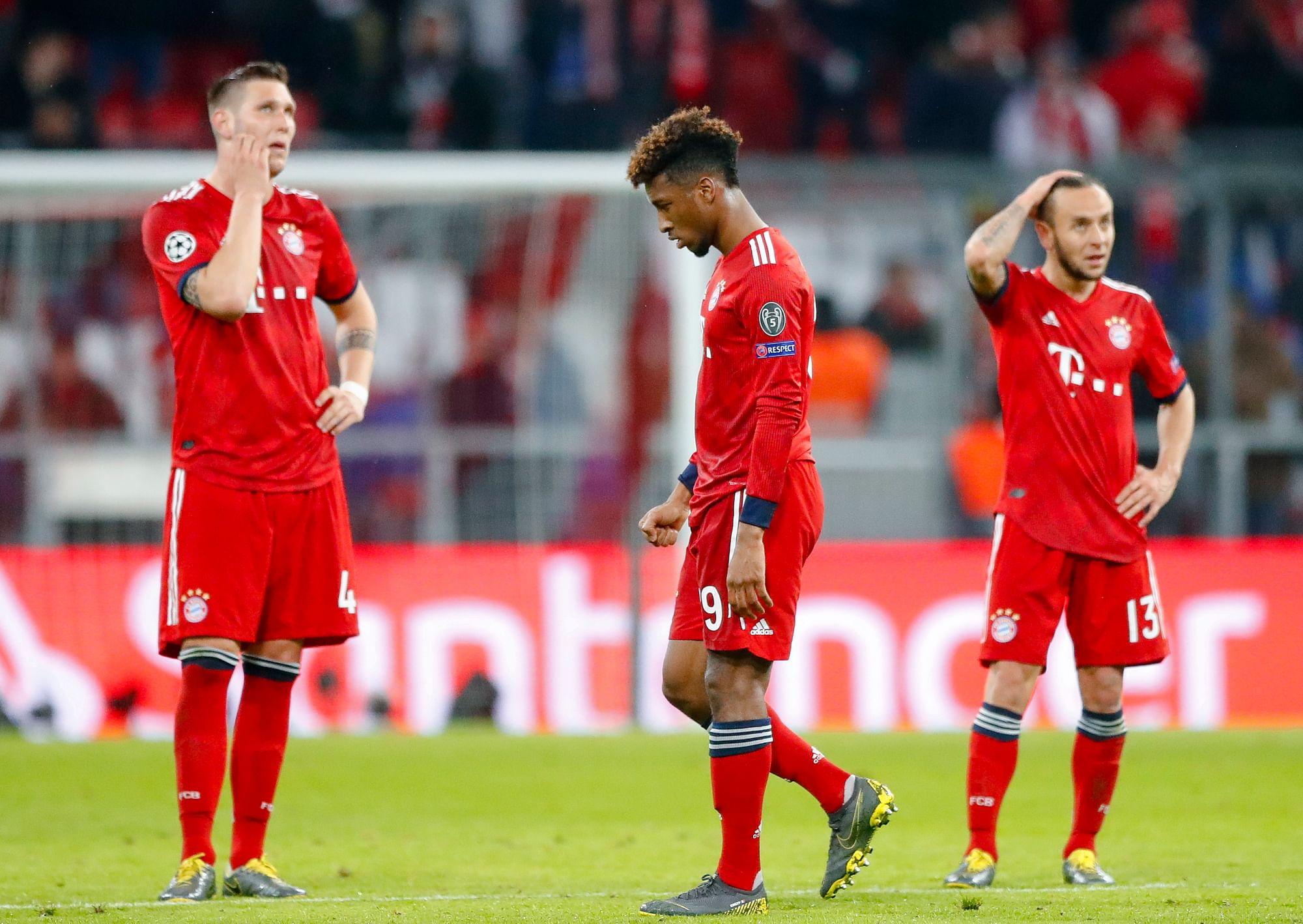 Bayern Munich U2019s Decline Laid Bare By Liverpool