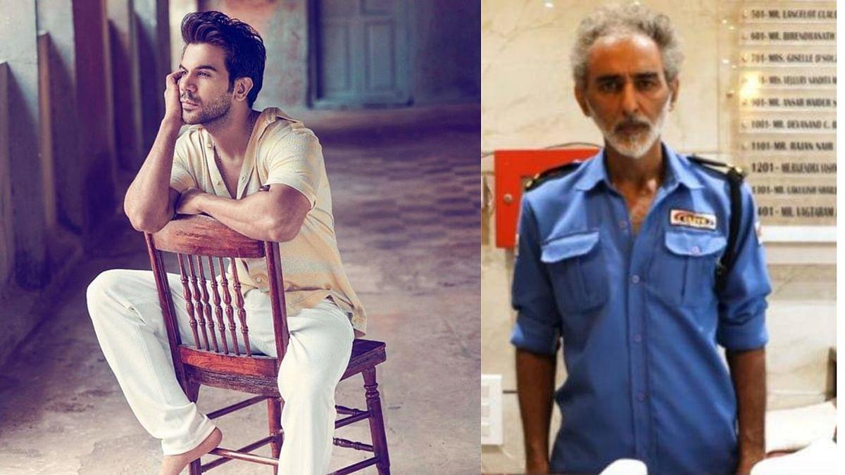 Rajkummar Rao extends support to actor Savi Sidhu.