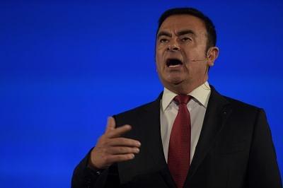Carlos Ghosn. (Photo: IANS)