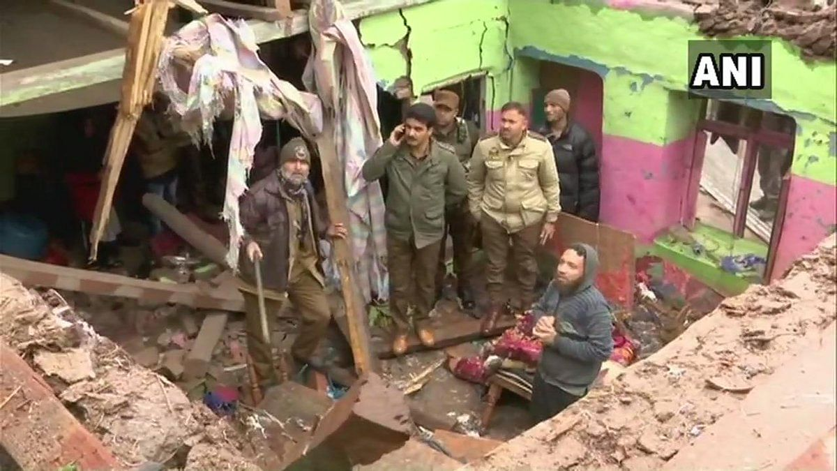 Three members of a family were killed in Poonch Shelling by Pakistan on Friday.