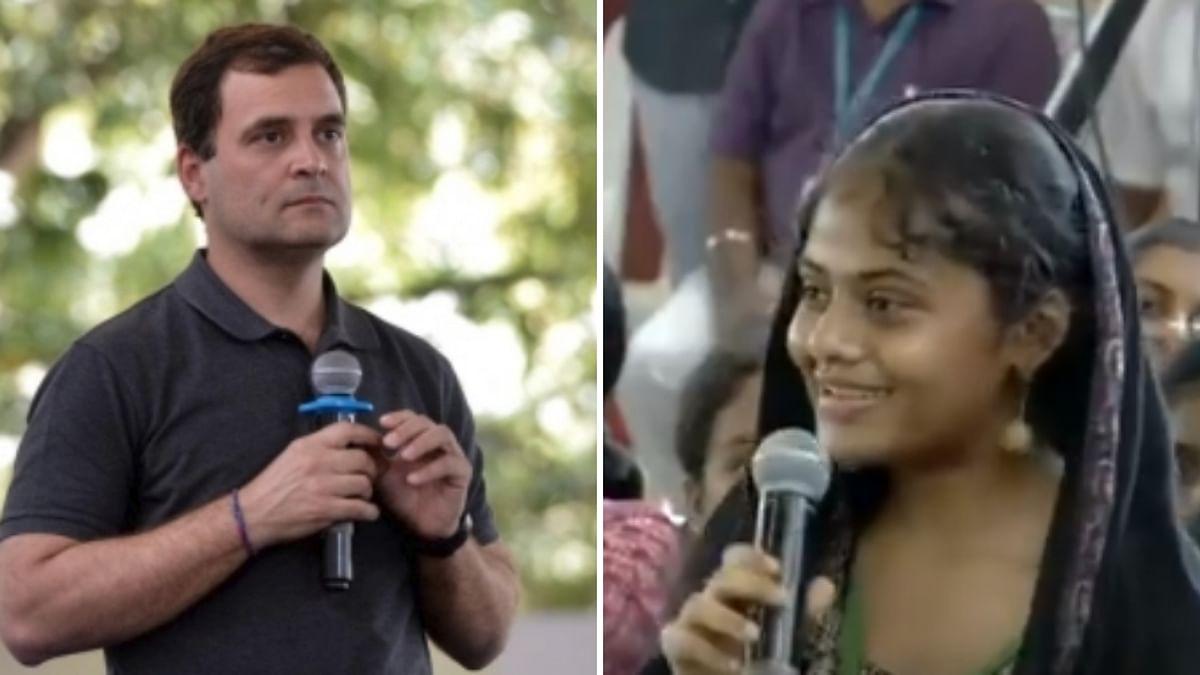 'Call Me Rahul': Congress President Wins Hearts at Chennai College