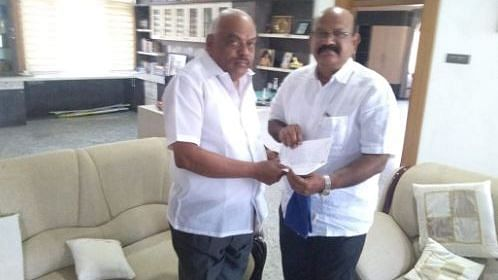 K'taka Rebel MLA Umesh Jadhav Quits Congress, Likely to Join BJP