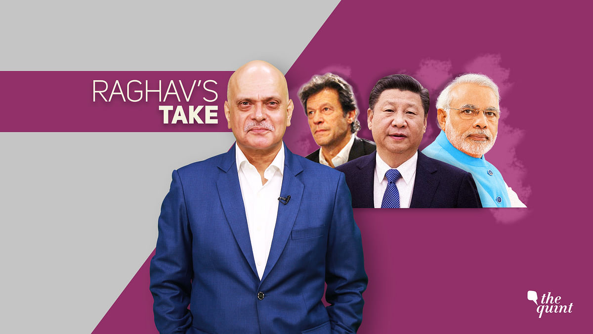 China's Stance in India-Pak Dogfight: More Centrist Than Partisan