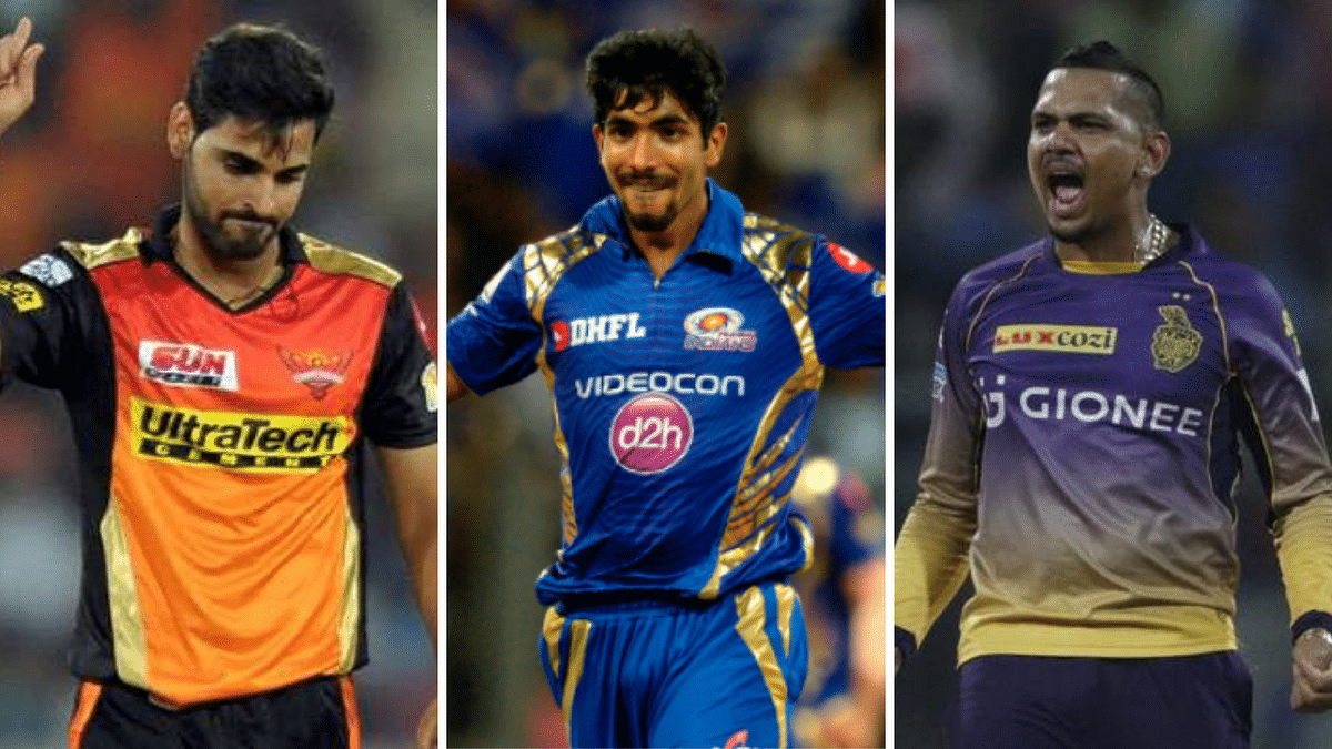IPL 2019: 5 Death-Over Specialists to Watch Out For