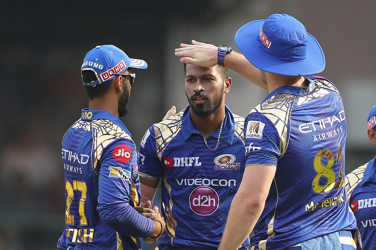 Mumbai Indians retained Hardik Pandya in the 2018 auction when franchises could hold back a maximum of three players.