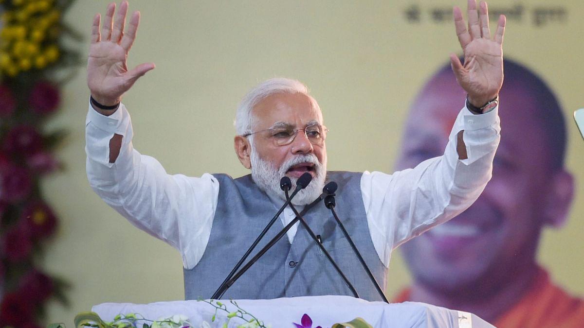 PM Modi Urges Rahul, Mamata to Encourage Voters to Cast Ballot