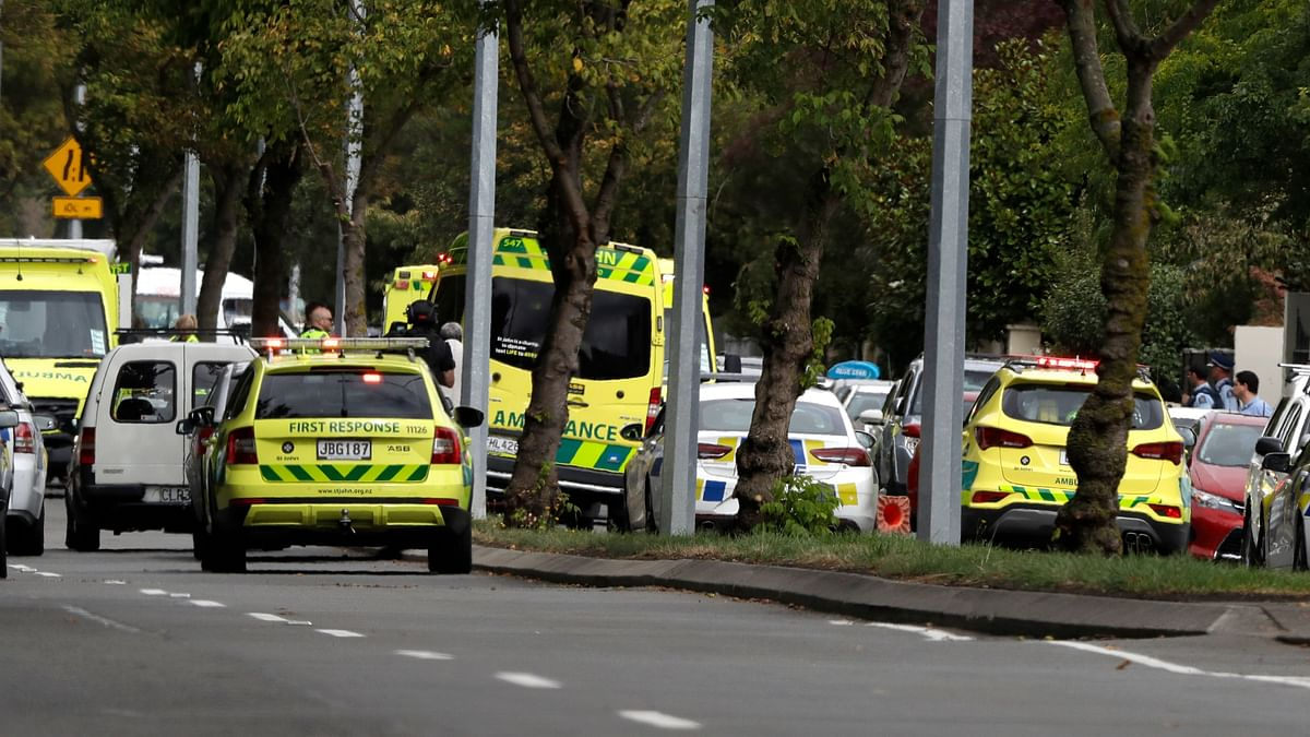 Members of the Bangladesh cricket team safely escaped from a mosque that was targeted by an active shooter in Christchurch.