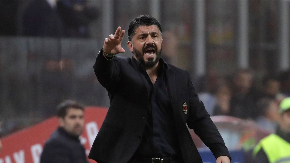 AC Milan Players Fight Among Themselves During Loss to Inter