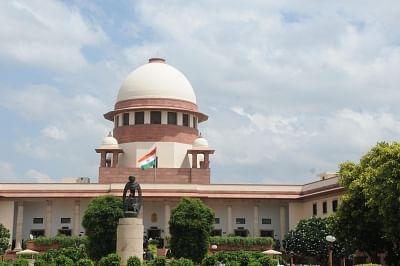 The Supreme Court of India. (File Photo: IANS)