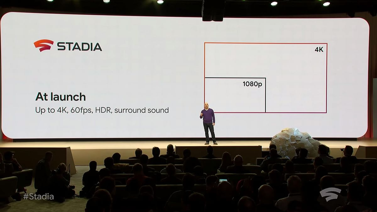 You'll Need These Internet Speeds to Play Games on Google's Stadia