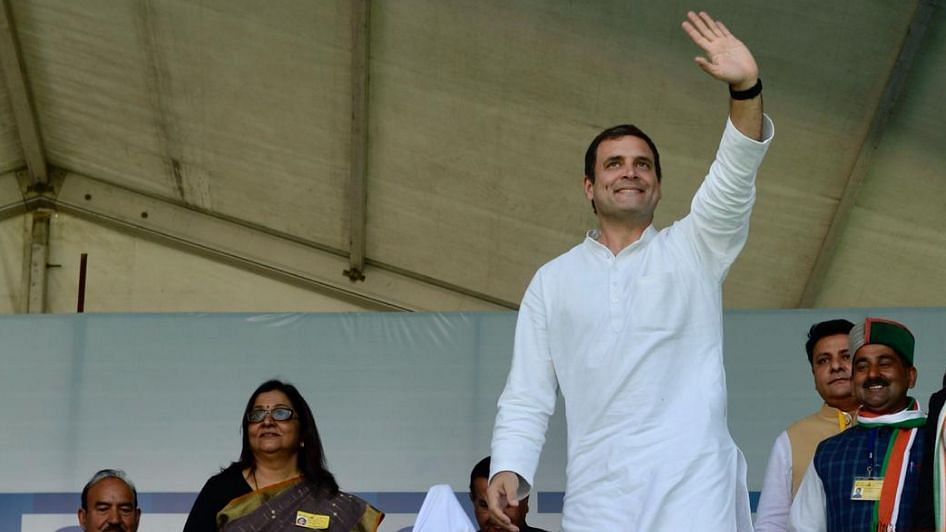 Sad That PM Modi is Politicising Pulwama Attack: Rahul in Himachal