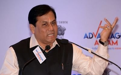Sarbananda Sonowal. (File Photo: IANS)