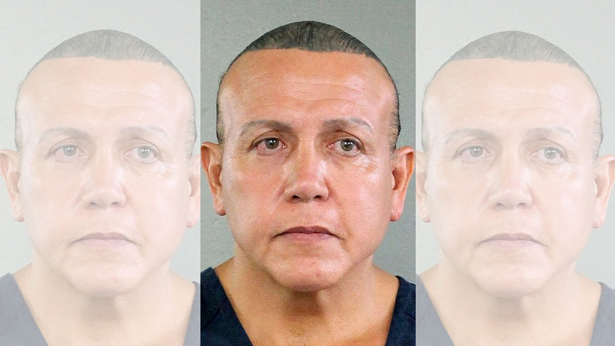 Florida Man Pleads Guilty to Mailing Pipe Bombs to Trump Critics