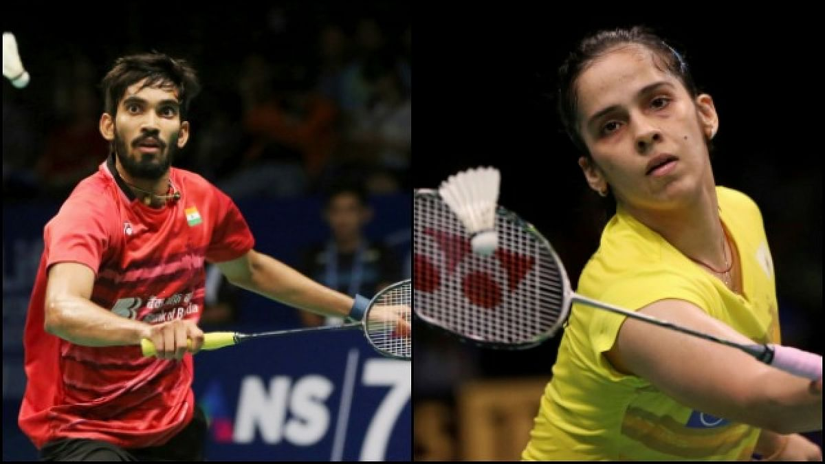Saina will take on Tai Tzu Ying of Chinese Taipei while Srikanth will face world no 1 Kento Momota of Japan in the next round.