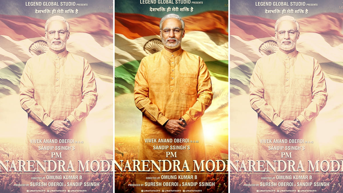Modi Biopic Release Date Preponed to a Week Before Elections
