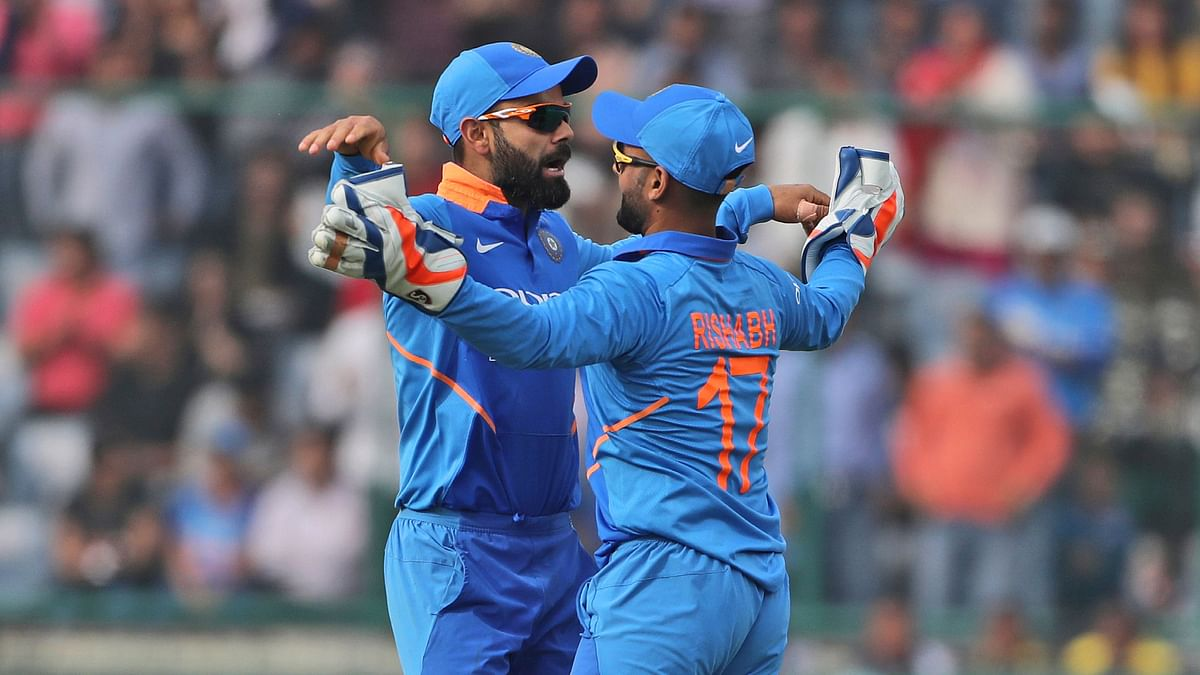 """While the confusion regarding No 4 slot and second wicket keeper's position remain Virat Kohli said that they are """"sorted""""."""