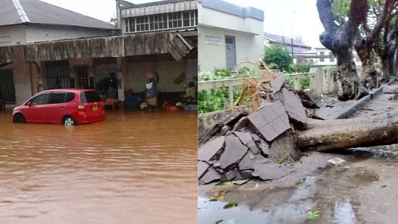 Cyclone Idai: Indian Navy Rescues 192 People in Mozambique