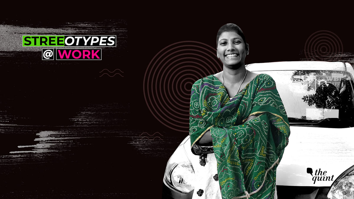 Kolkata's Only Female Uber Driver is Busy Smashing 'StreeOtypes'