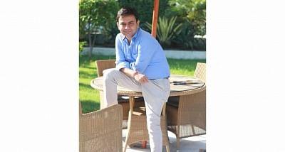 Well-known television personality Saurabh Tewari.