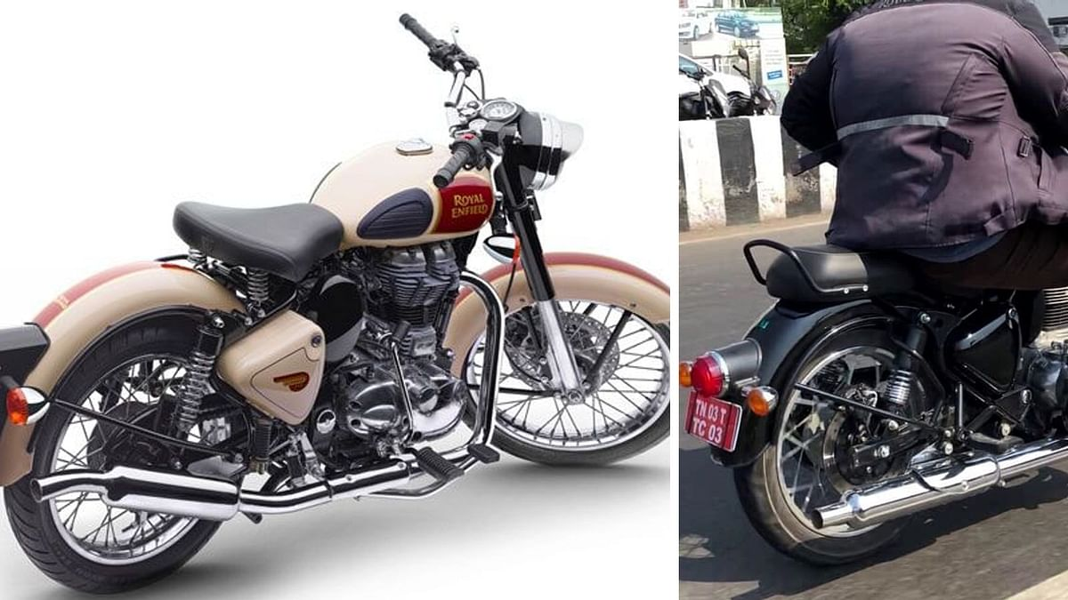 Spy Photos Suggest New Royal Enfield Classic Coming Soon