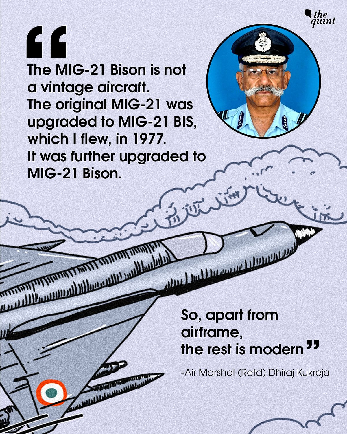 MiG-21 vs F-16: Is the Russian Fighter Really A Vintage Machine?