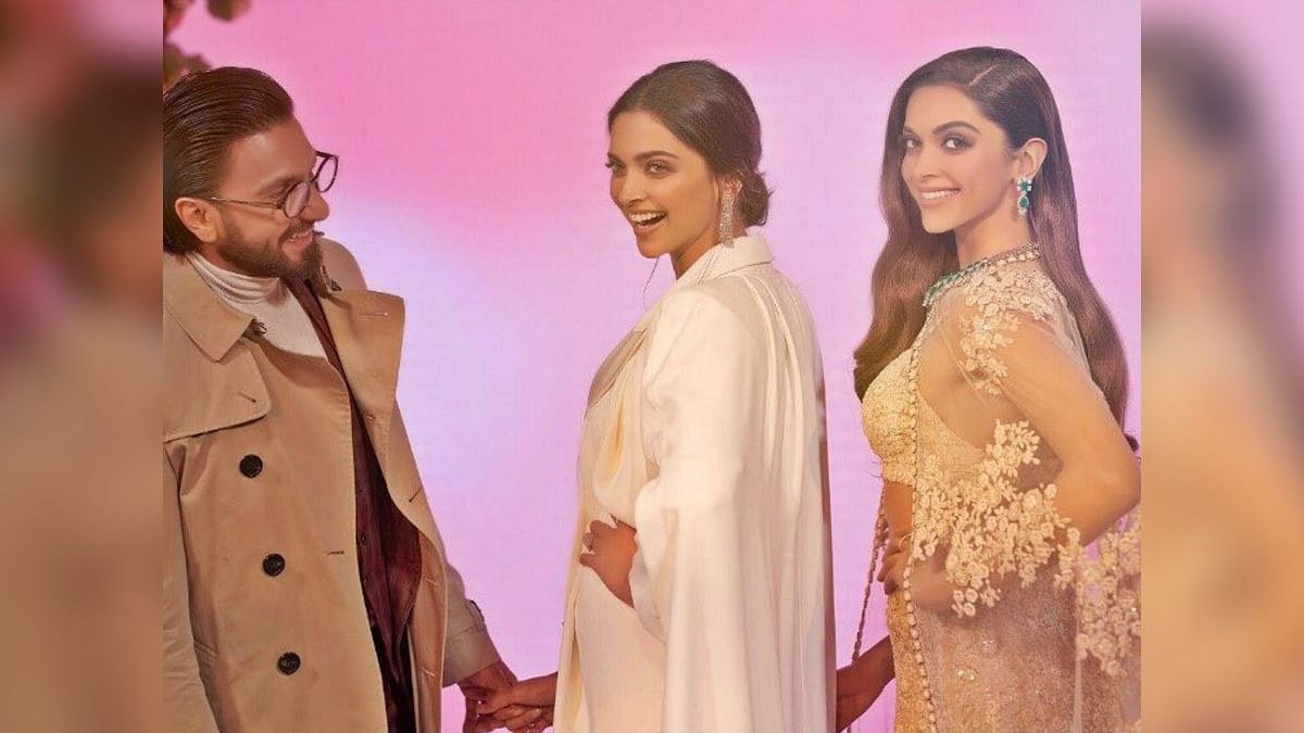 Two Much to Handle: Ranveer's Cheeky Response to Deepika's Statue
