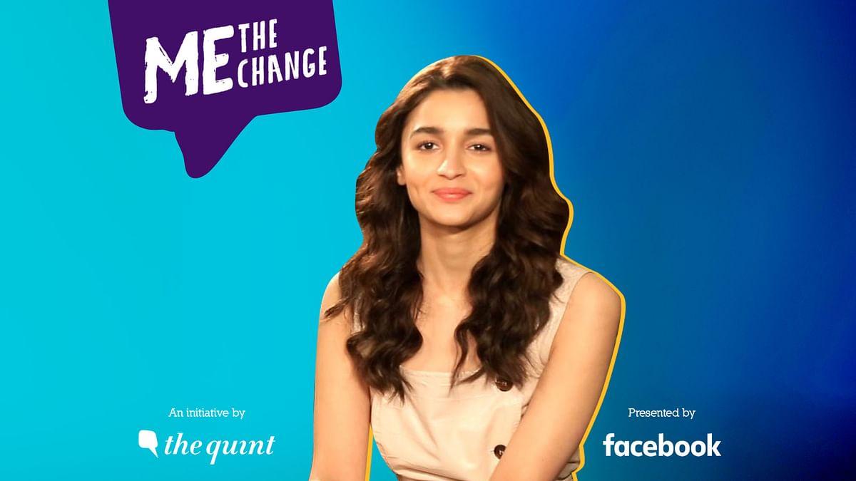 Me, The Change: This Election Season, Go Vote, Says Alia Bhatt