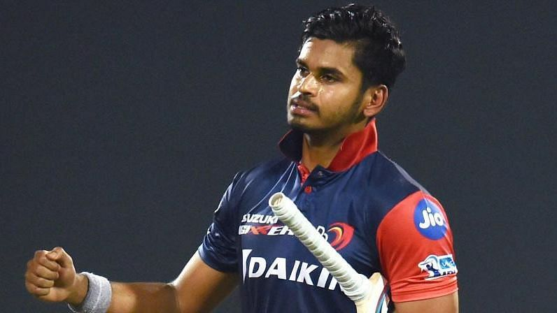 File picture of Shreyas Iyer from IPL 2018.
