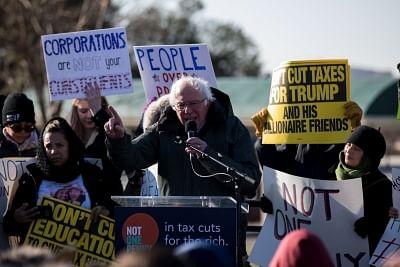 US Senator Bernie Sanders launches 2020 presidential bid
