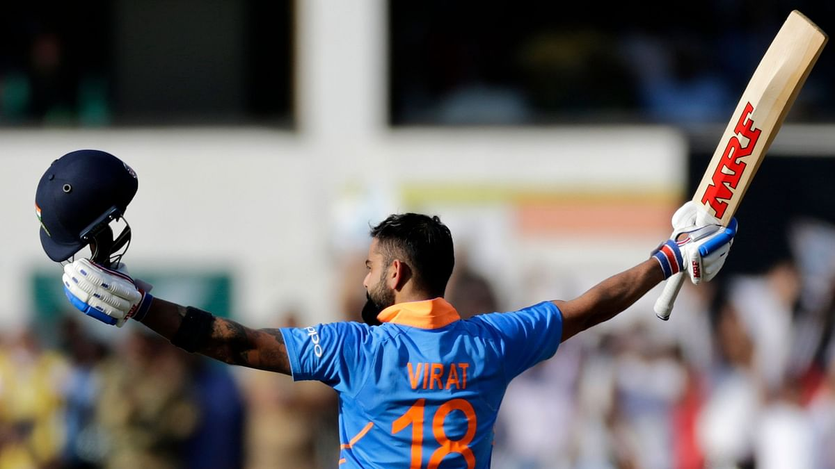 This was Kohli's 7th ODI hundred against Australia and his 18th as captain of the Indian team.