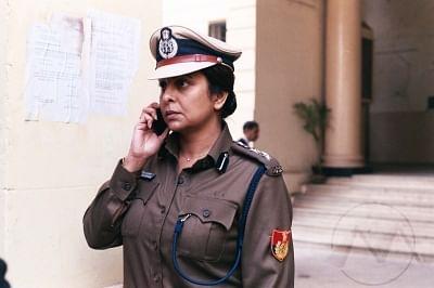 """Stills from """"Delhi Crime""""."""
