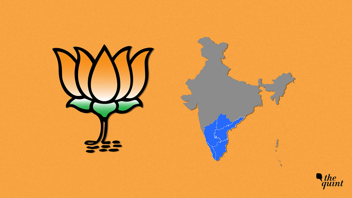 A Weak BJP in the South May Get Less Than Half Its 2014 Seats