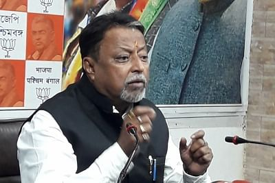 Mukul Roy. (Photo: IANS)