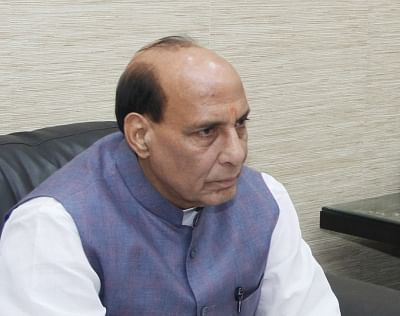 Rajnath Singh. (File Photo: IANS)