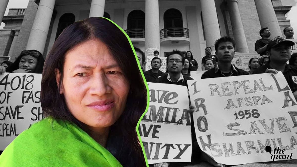 Lunch With Irom Sharmila: 'The Iron Lady' on Life After Manipur