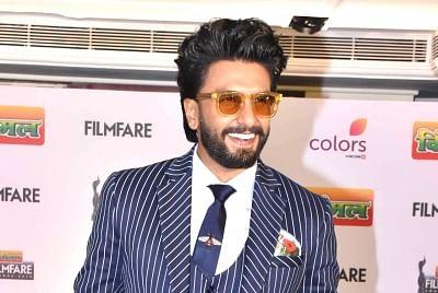 Ranveer Singh. (File Photo: IANS)