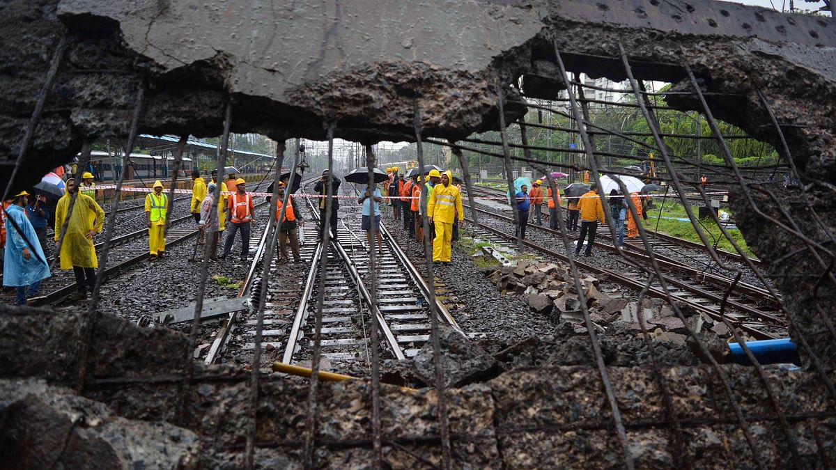 Mumbai's History of Man-Made Disasters – List of Collapsed Bridges