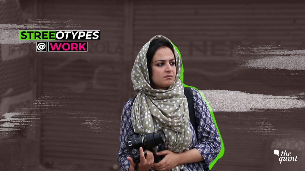 Kashmir's badass women photojournalists.