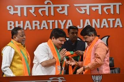 Trinamool was suffocating, BJP is better: Arjun Singh