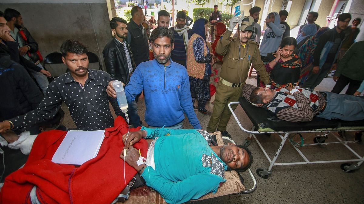 'I Thought a Tyre Burst': Eyewitnesses Recount Jammu Grenade Blast