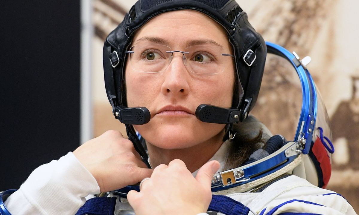 Twitter Reacts As NASA Cancels All-Woman Spacewalk Over Spacesuits
