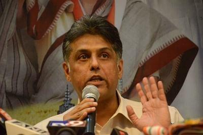 Manish Tewari. (Photo: IANS)