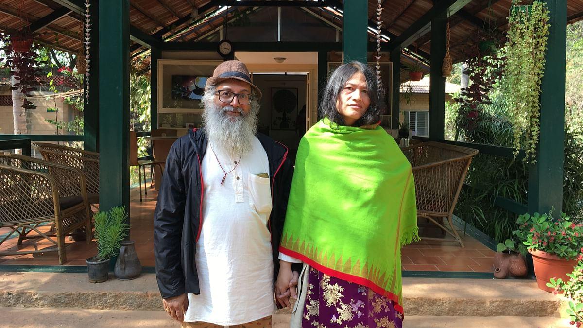 Desmond and Sharmila