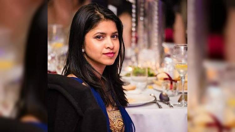 32-year-old Indian-origin dentist Preethi Reddy.