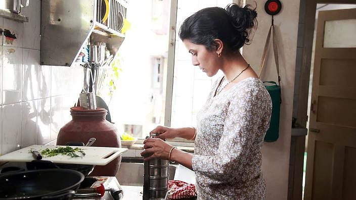 Nimrat Kaur plays a housewife in <i>The Lunchbox</i>.