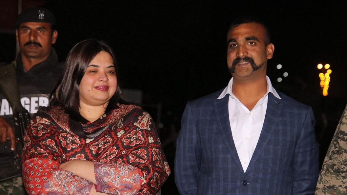 Indian Air Force Wing Commander Abhinandan Varthaman, who was captured by Pakistan on 27 February returned to India on Friday, 1 March, to a hero's welcome.